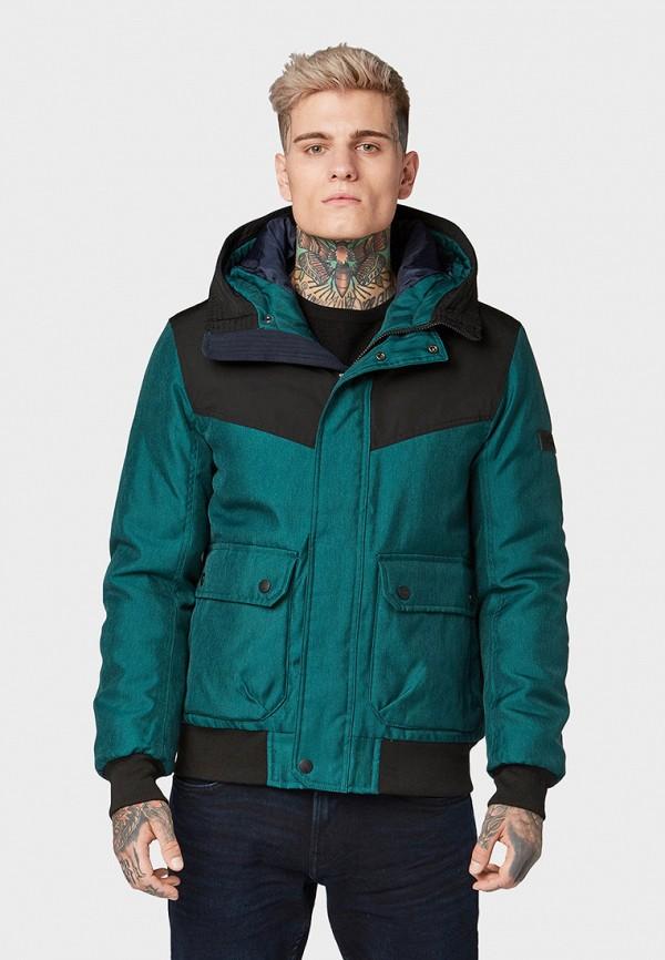 Куртка утепленная Tom Tailor Denim Tom Tailor Denim TO793EMGBCQ6 цена