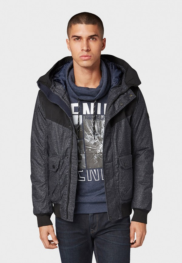 Куртка утепленная Tom Tailor Denim Tom Tailor Denim TO793EMGBCQ8 цена