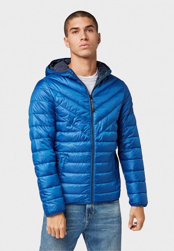 Куртка утепленная Tom Tailor Denim Tom Tailor Denim TO793EMGBCR1 цена