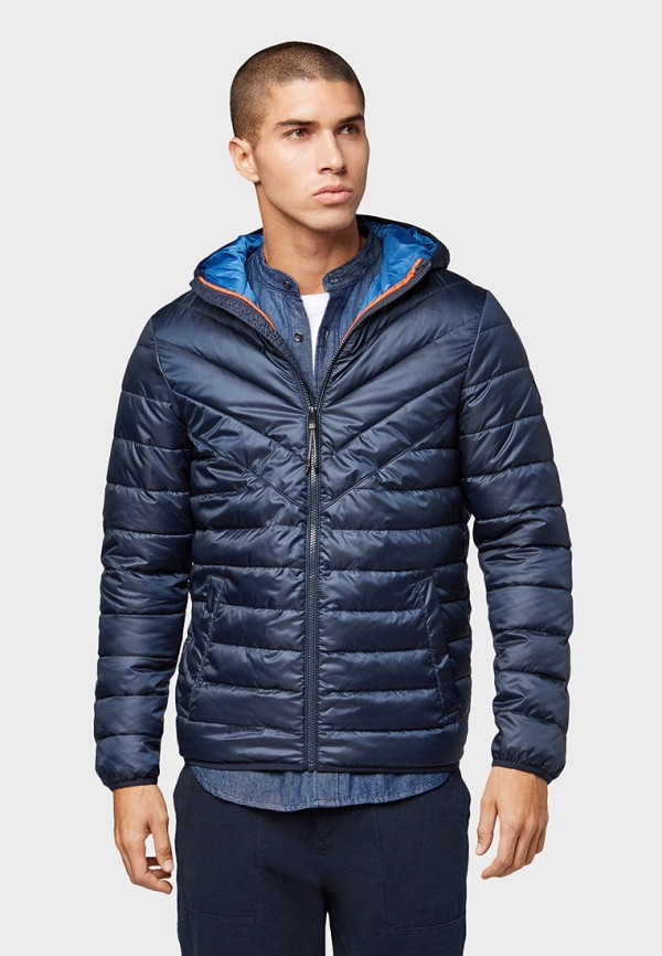Куртка утепленная Tom Tailor Denim Tom Tailor Denim TO793EMGBCR2 цена