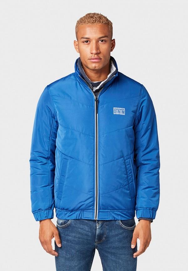Куртка утепленная Tom Tailor Denim Tom Tailor Denim TO793EMGBCR7