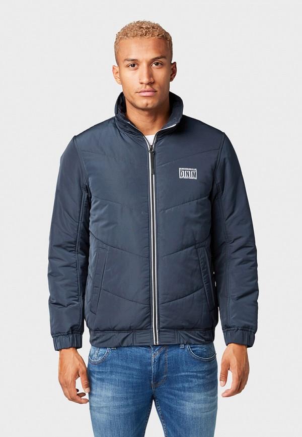 Куртка утепленная Tom Tailor Denim Tom Tailor Denim TO793EMGBCR8 цена