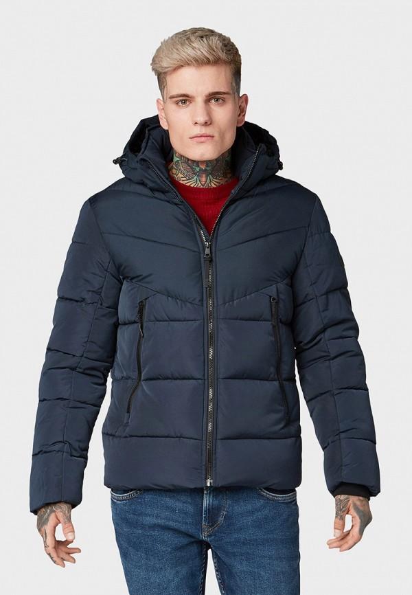 Куртка утепленная Tom Tailor Denim Tom Tailor Denim TO793EMGBCT0 цена