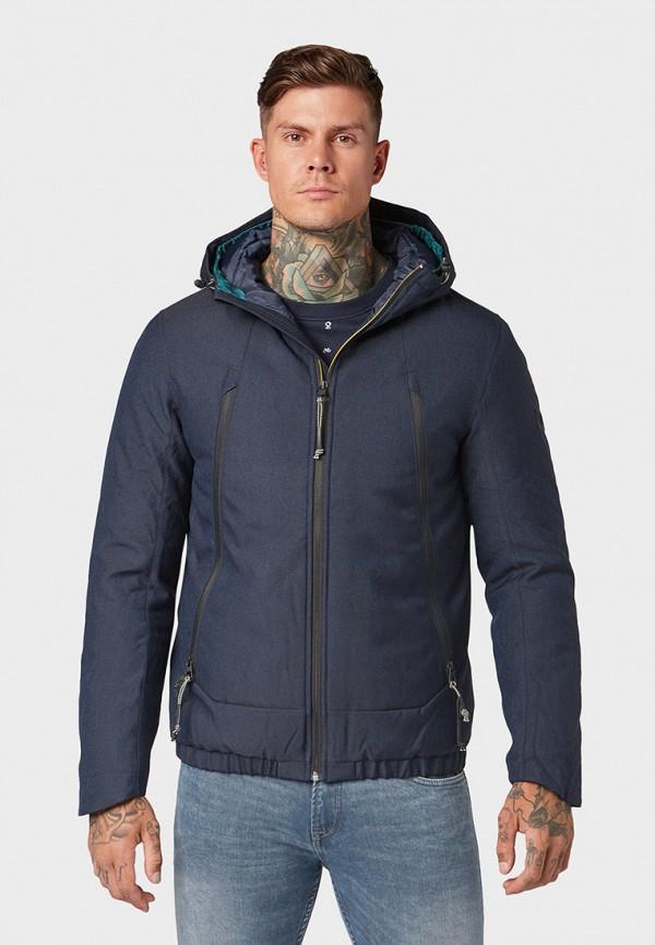 Куртка утепленная Tom Tailor Denim Tom Tailor Denim TO793EMGBCT5 цена