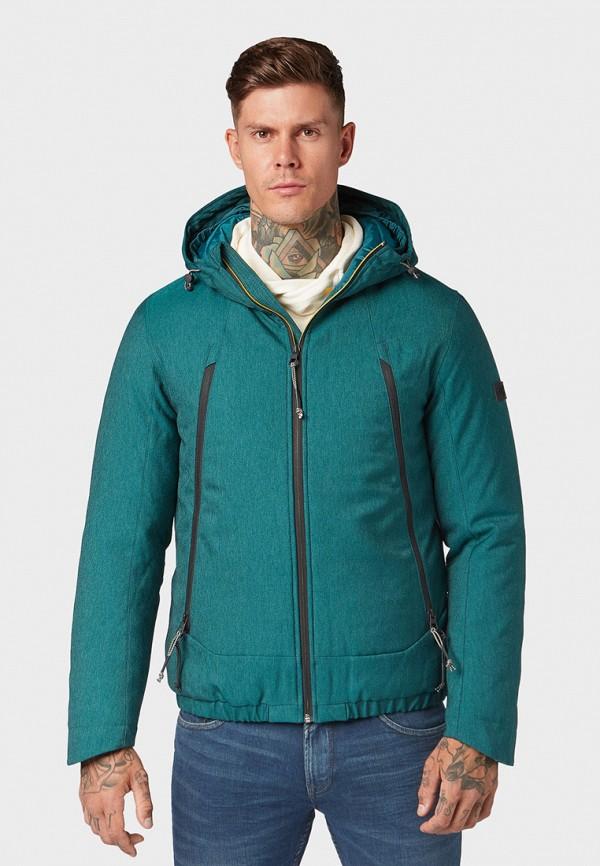 Куртка утепленная Tom Tailor Denim Tom Tailor Denim TO793EMGBCT6 цена