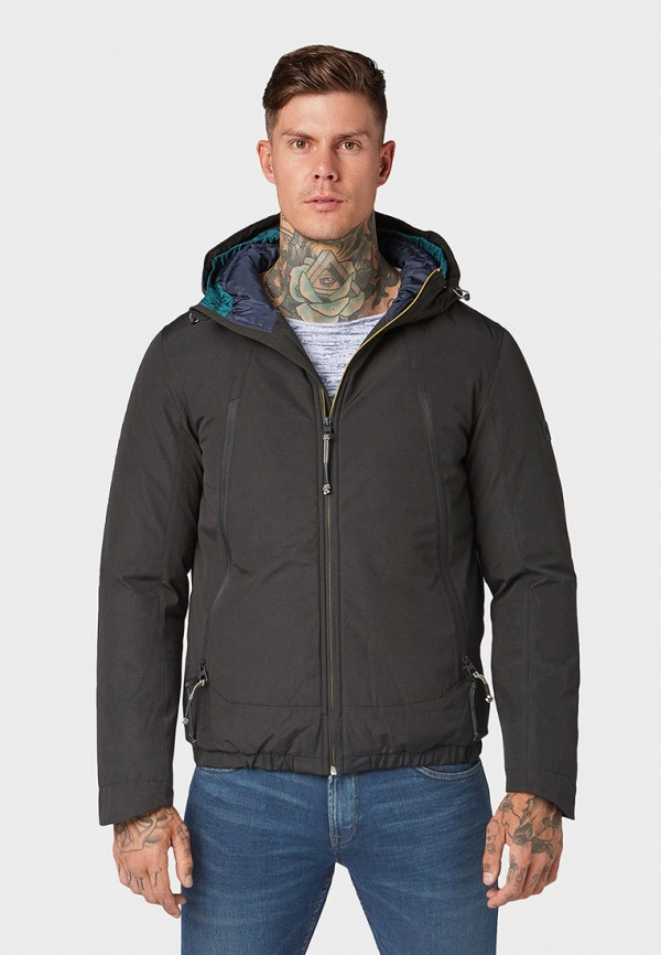 Куртка утепленная Tom Tailor Denim Tom Tailor Denim TO793EMGBCT7 цена
