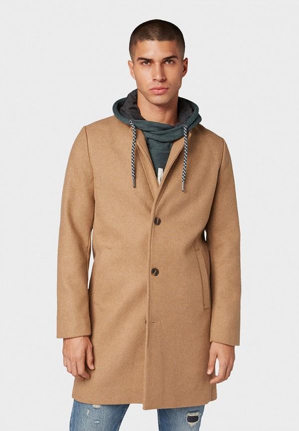 Пальто Tom Tailor Denim Tom Tailor Denim TO793EMGBCU4 цены онлайн