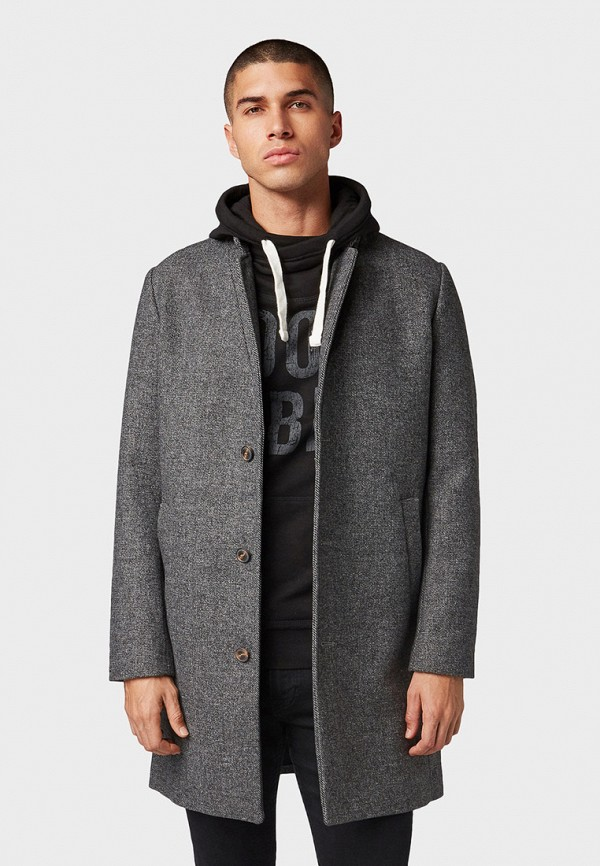 Пальто Tom Tailor Denim Tom Tailor Denim TO793EMGBCU5 цены онлайн