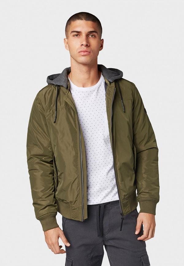 Куртка утепленная Tom Tailor Denim Tom Tailor Denim TO793EMGBCU9 цена