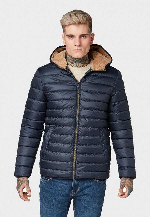 Куртка утепленная Tom Tailor Denim Tom Tailor Denim TO793EMGBCV4 цена