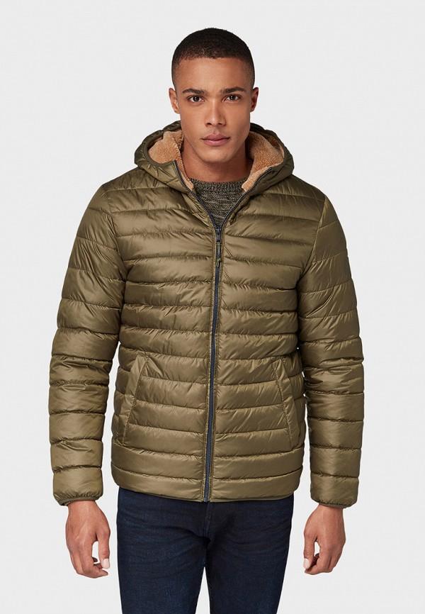 Куртка утепленная Tom Tailor Denim Tom Tailor Denim TO793EMGBCV5 цена