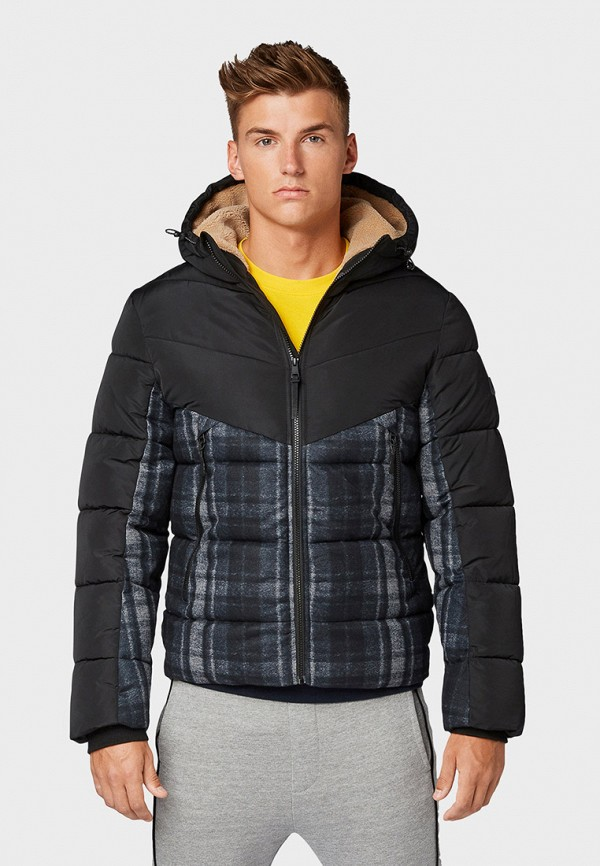 Куртка утепленная Tom Tailor Denim Tom Tailor Denim TO793EMGBCW0
