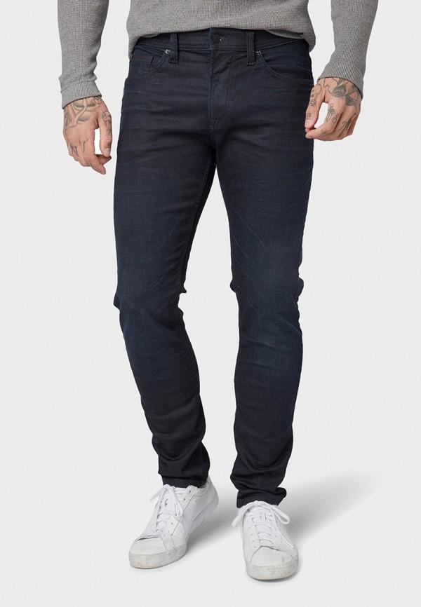 Фото - мужские брюки Tom Tailor Denim черного цвета