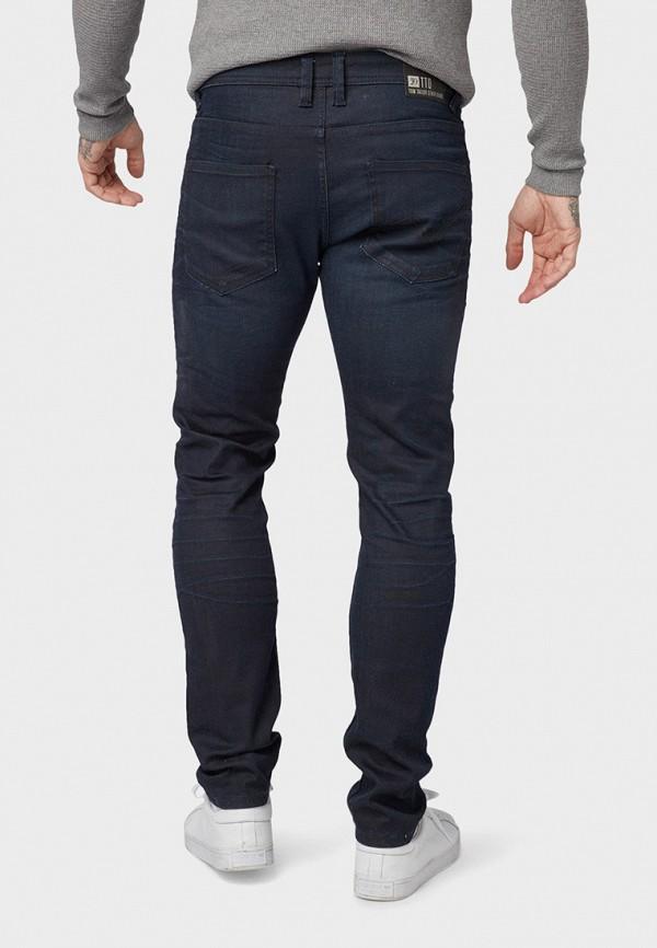 Фото 3 - мужские брюки Tom Tailor Denim черного цвета