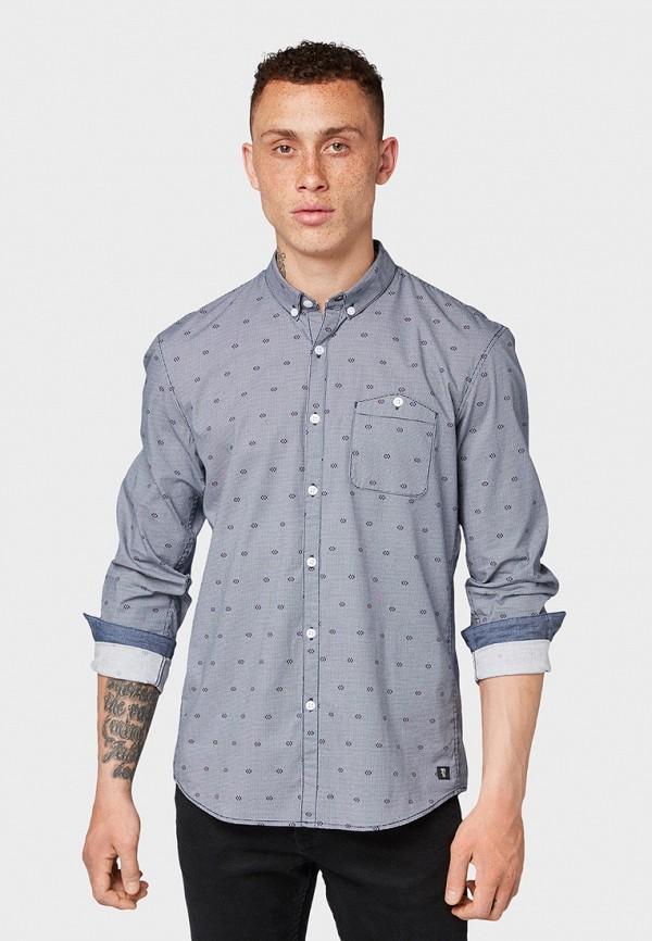 Рубашка Tom Tailor Denim Tom Tailor Denim TO793EMGBDD3 рубашка regular tom tailor р s int 46 ru 37