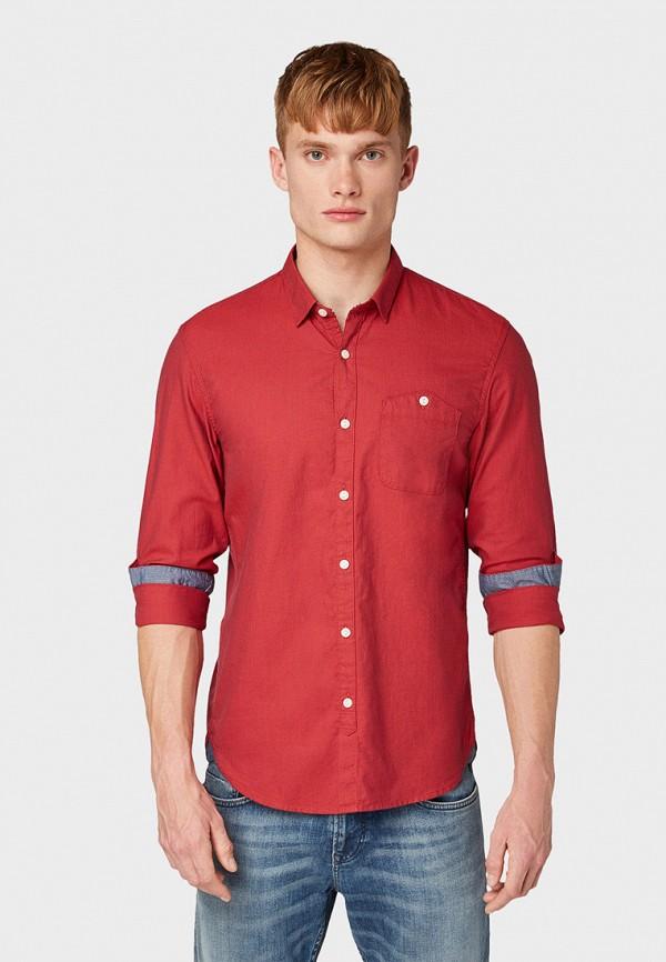 Рубашка Tom Tailor Denim Tom Tailor Denim TO793EMGBDD8 рубашка tom tailor denim tom tailor denim to793emdtdu1