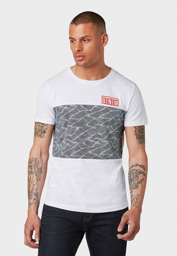 Футболка Tom Tailor Denim Tom Tailor Denim TO793EMGIRO8 рубашка tom tailor denim tom tailor denim to793emdtdu1