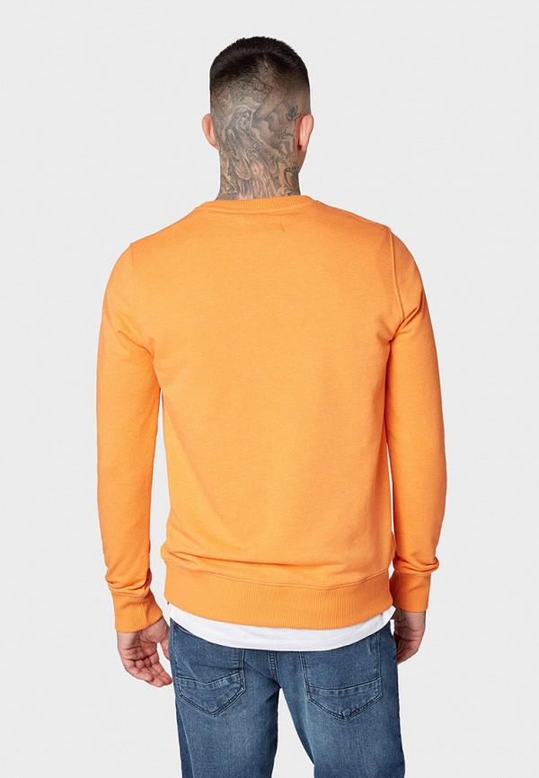 Фото 3 - Свитшот Tom Tailor Denim оранжевого цвета