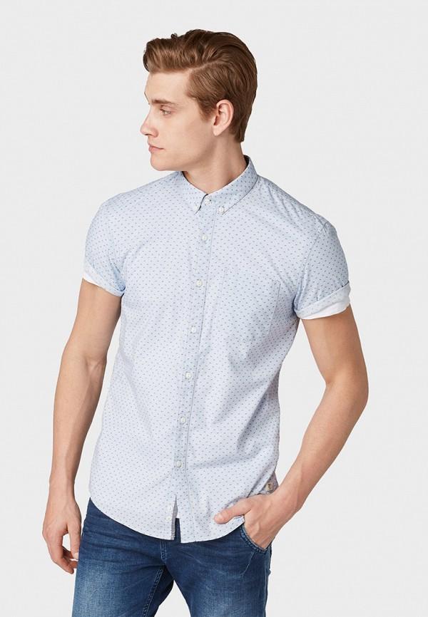 Рубашка Tom Tailor Denim Tom Tailor Denim TO793EMGSHE8 рубашка regular tom tailor р s int 46 ru 37