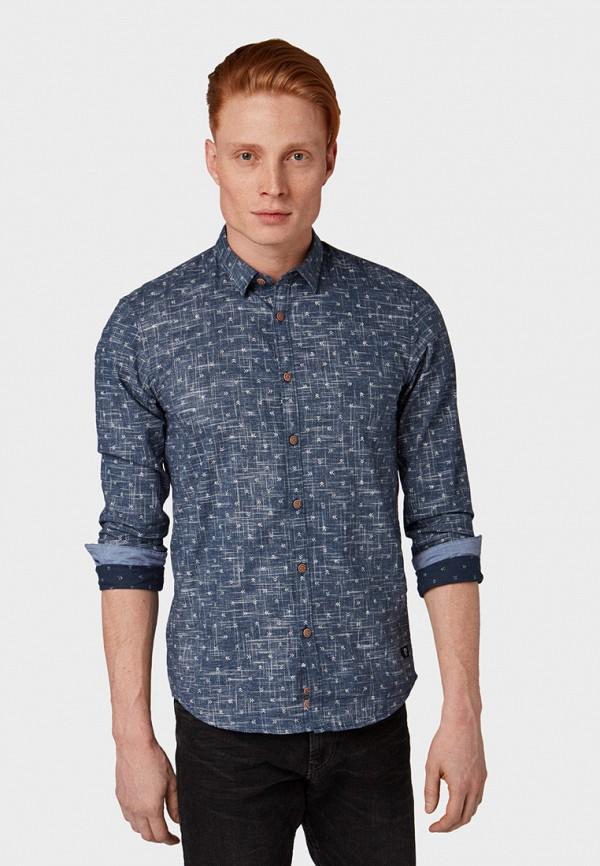Рубашка Tom Tailor Denim Tom Tailor Denim TO793EMGSHH0 рубашка regular tom tailor р s int 46 ru 37