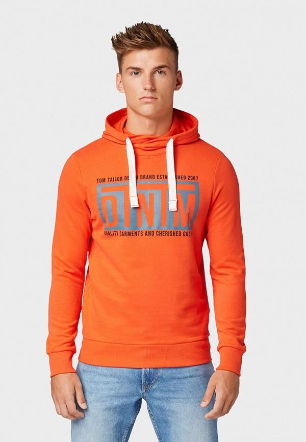 купить Худи Tom Tailor Denim Tom Tailor Denim TO793EMHEGK7 дешево