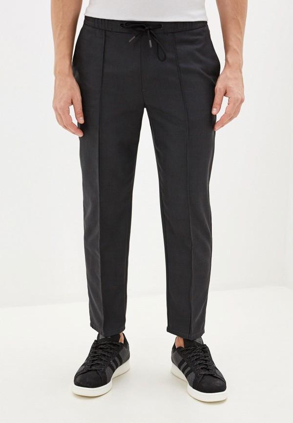 мужские брюки tom tailor, серые