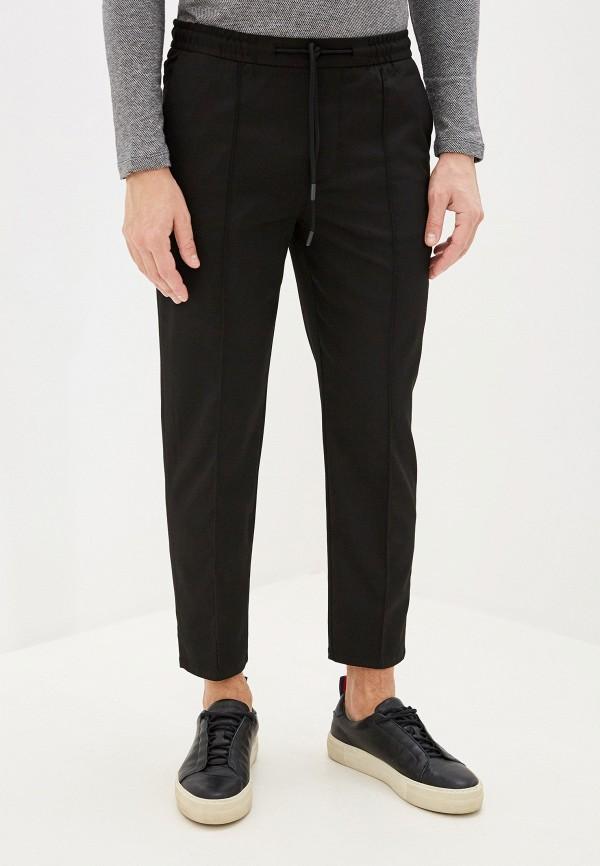 мужские брюки tom tailor, черные