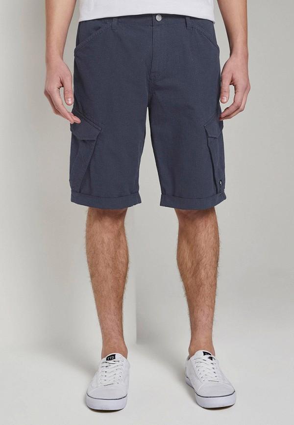 мужские повседневные шорты tom tailor, разноцветные