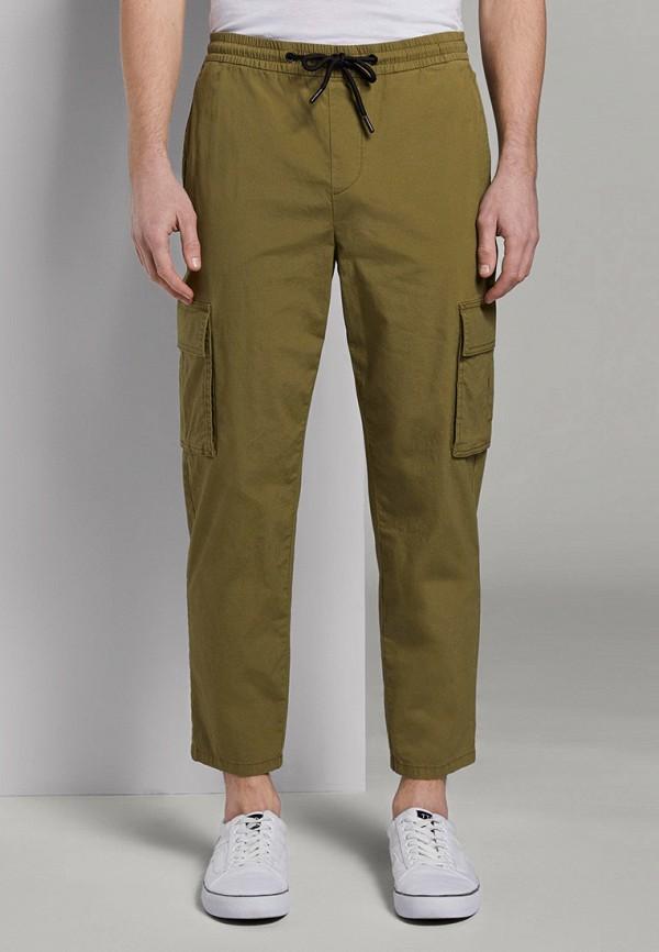 мужские брюки tom tailor, хаки