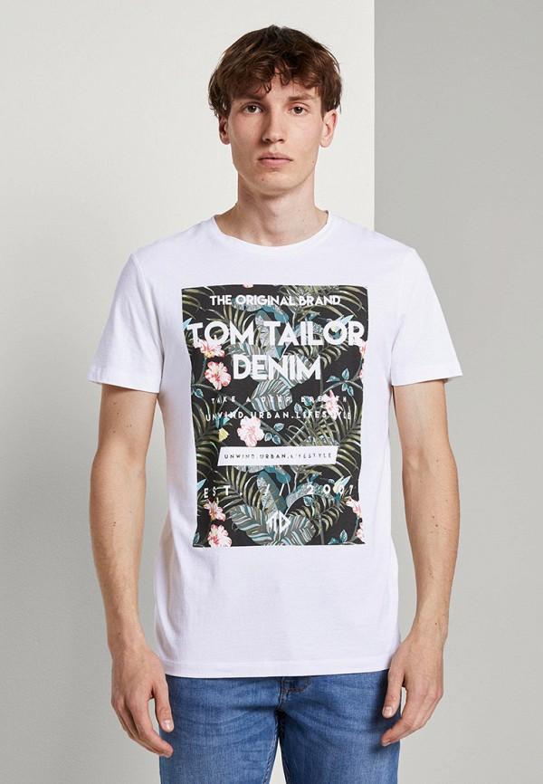 Футболка Tom Tailor Denim