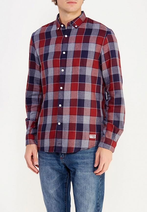 Рубашка Tom Tailor Denim Tom Tailor Denim TO793EMUSO22 куртка tom tailor denim 1003184 11148