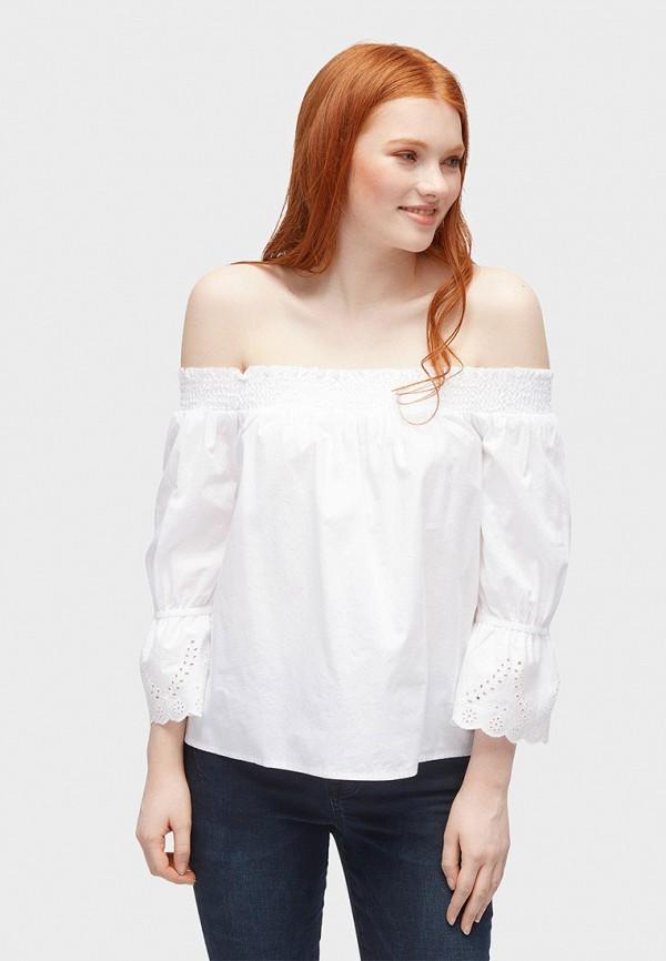 Блуза Tom Tailor Denim Tom Tailor Denim TO793EWACPX3 цена