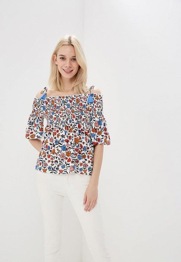 Блуза Tom Tailor Denim Tom Tailor Denim TO793EWBJAZ3 блуза tom tailor 2032912 09 70 8210