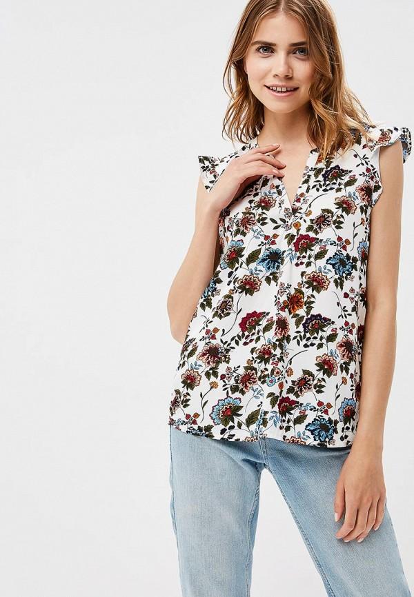 Блуза Tom Tailor Denim Tom Tailor Denim TO793EWBQBU8 блуза denim
