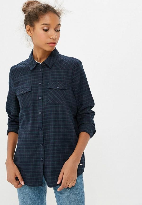 Рубашка Tom Tailor Denim Tom Tailor Denim TO793EWCURX0 рубашка джинсовая tom tailor denim tom tailor denim to793emacpa4