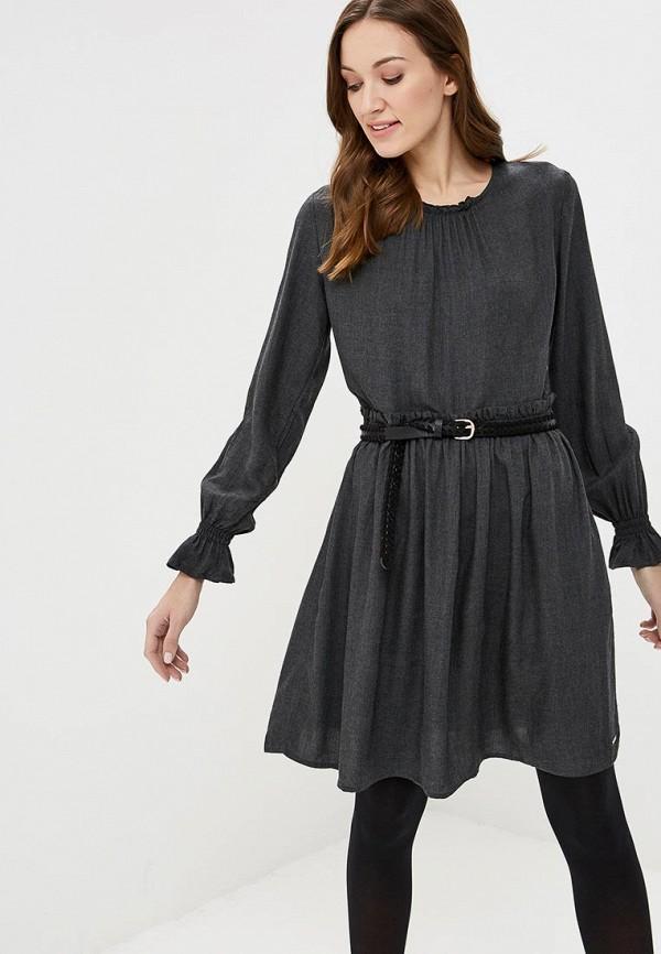 Платье Tom Tailor Denim Tom Tailor Denim TO793EWDFUY3 платье tom tailor denim tom tailor denim to793ewbxfl3