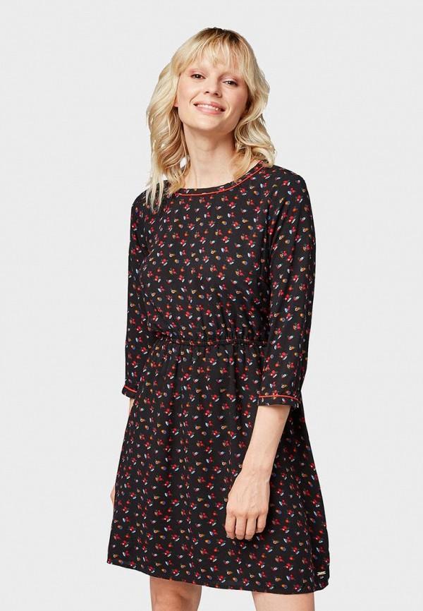 Платье Tom Tailor Denim Tom Tailor Denim TO793EWDFUZ4 платье tom tailor denim tom tailor denim to793ewbxfl3
