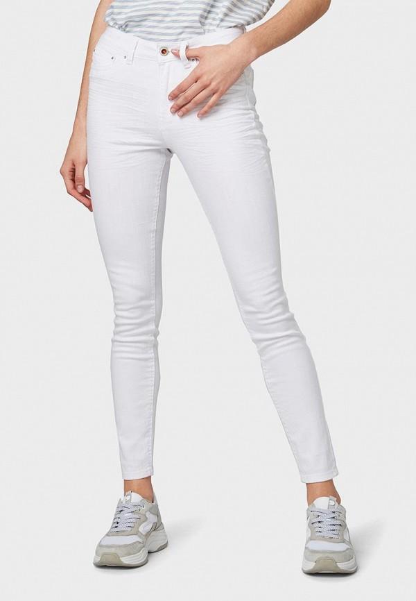 женские джинсы tom tailor, бирюзовые