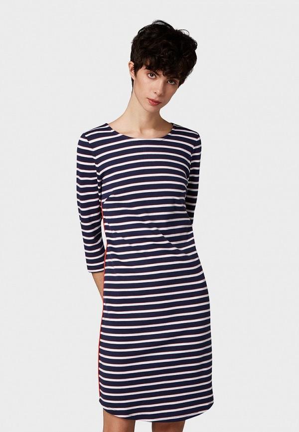 Платье Tom Tailor Denim Tom Tailor Denim TO793EWDTFK1 рубашка tom tailor denim tom tailor denim to793emdtdu1