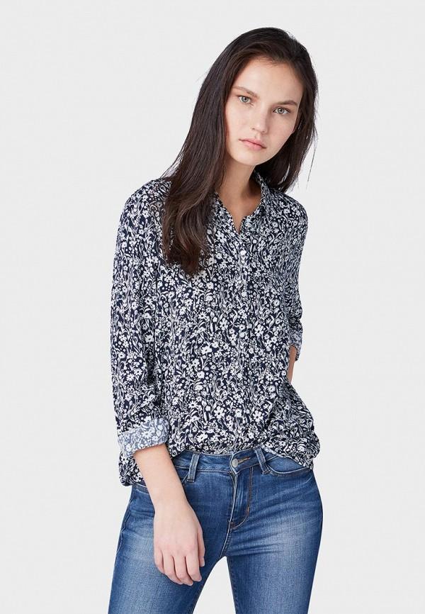Блуза Tom Tailor Denim Tom Tailor Denim TO793EWDTFN0 недорго, оригинальная цена