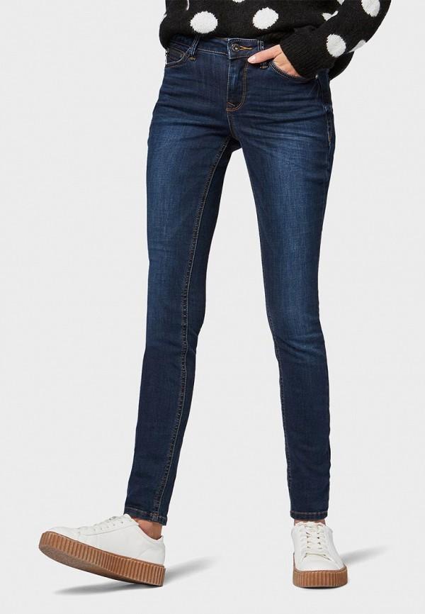 Джинсы Tom Tailor Denim Tom Tailor Denim TO793EWEOVD7 джинсы tom tailor denim 6255002 09 12 1054