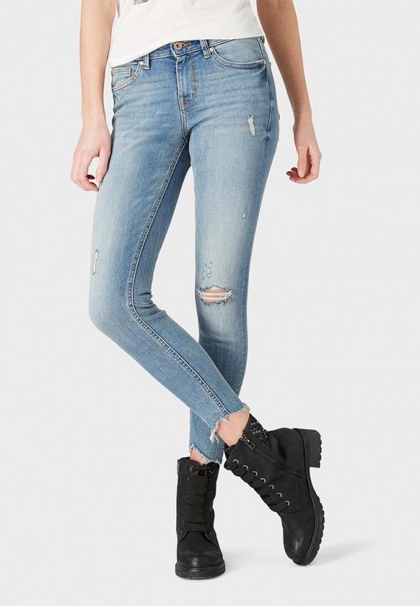 Джинсы Tom Tailor Denim Tom Tailor Denim TO793EWEOVE0 джинсы tom tailor denim tom tailor denim to793emchjq0