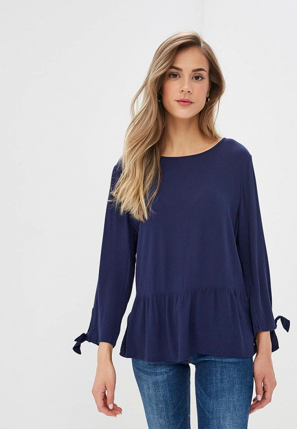 Блуза Tom Tailor Denim Tom Tailor Denim TO793EWERZY5 цена 2017