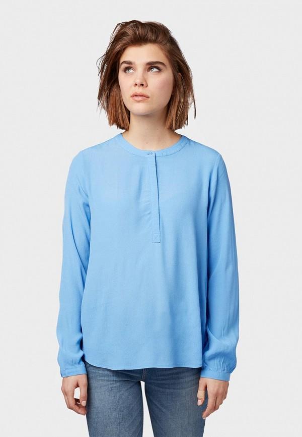 Блуза Tom Tailor Denim Tom Tailor Denim TO793EWEXGD3 цена