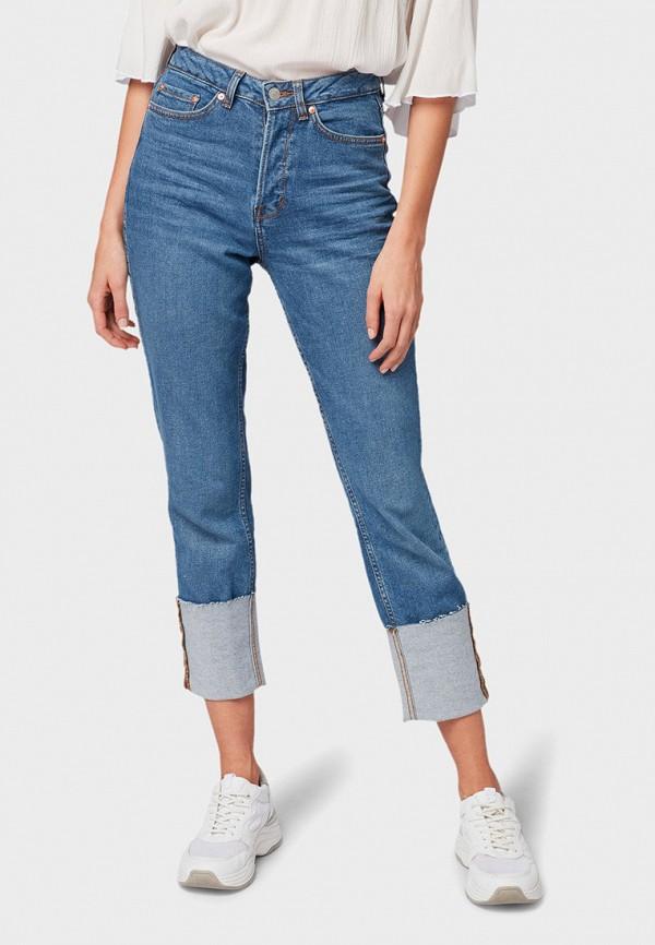 Фото - женские джинсы Tom Tailor Denim синего цвета