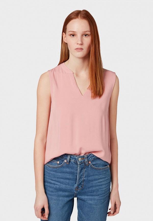 лучшая цена Блуза Tom Tailor Denim Tom Tailor Denim TO793EWGBNM9