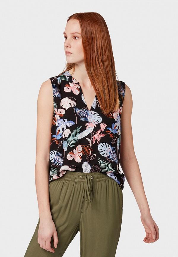 лучшая цена Блуза Tom Tailor Denim Tom Tailor Denim TO793EWGBNN0