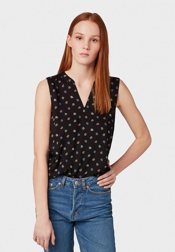 лучшая цена Блуза Tom Tailor Denim Tom Tailor Denim TO793EWGBNN2