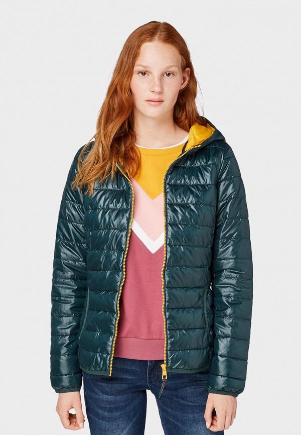 Куртка утепленная Tom Tailor Denim Tom Tailor Denim TO793EWGBOY2 куртка утепленная tom tailor denim tom tailor denim to793embxdu9