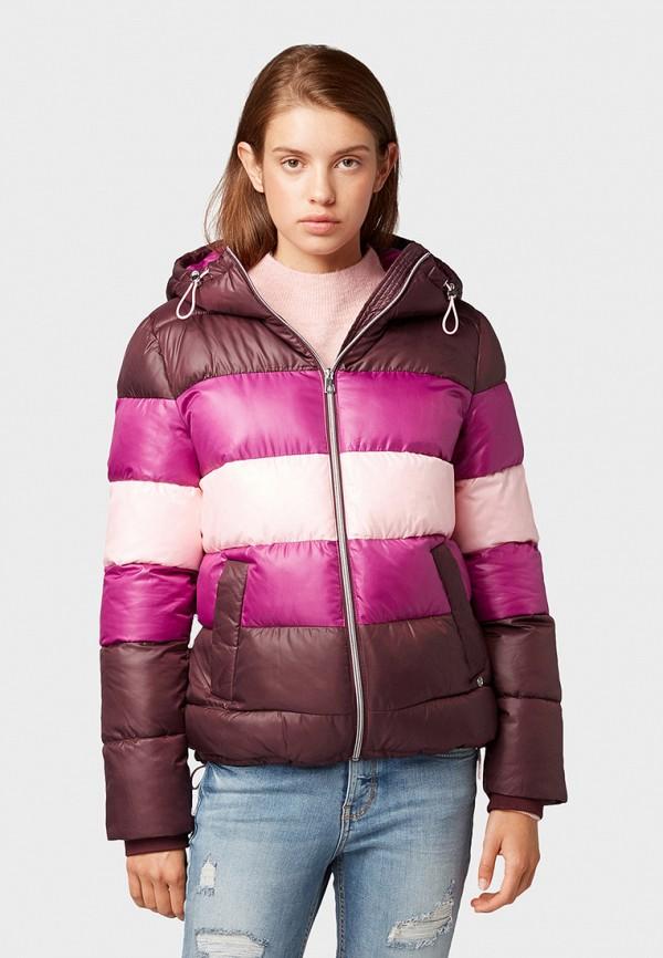 Куртка утепленная Tom Tailor Denim Tom Tailor Denim TO793EWGBOZ1 цена